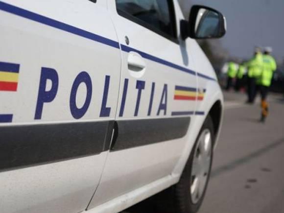 Acţiune a poliţiei în Vălenii de Munte