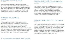 extindere ploiesti shopping city