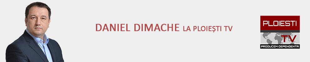 Daniel Dimache - Ploiesti TV